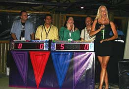 Game show booth rental