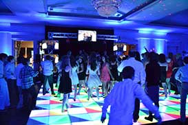 Light up dance floor rental2
