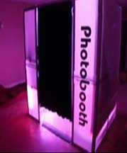 Glow Photo Booth Rentals