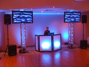 Video DJ Set up